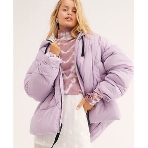 Free People Hailey Puffer Jacket